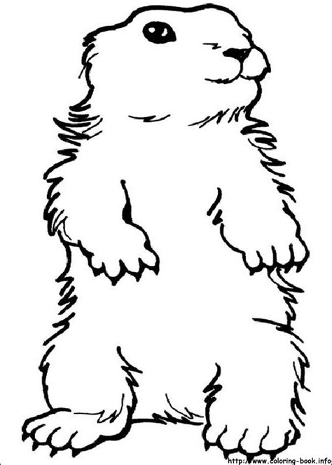 groundhog day for a black groundhog clipart clipart for work