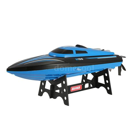 rc boat simulator brand new skytech h100 2 4g 4ch water cooling rc