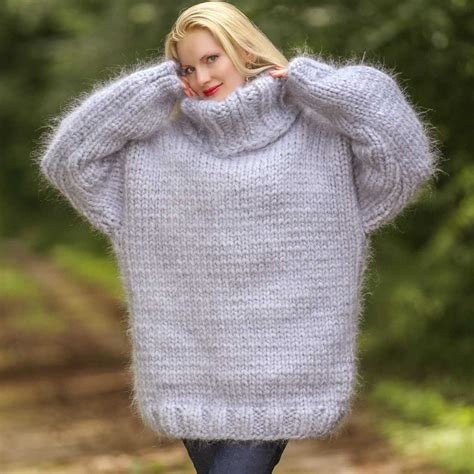 Angora Mohair by Mohair Sweater Fashion Skirts