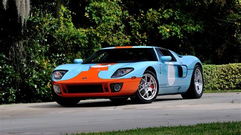 ford gt heritage edition  kissimmee