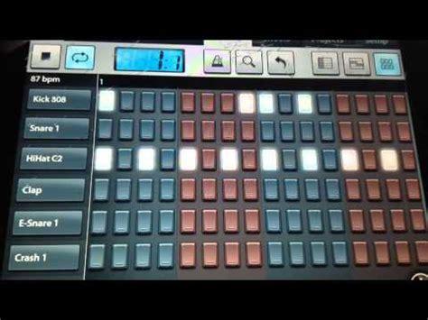 drum pattern for rap how to make a simple rap hip hop drum pattern on fl studio