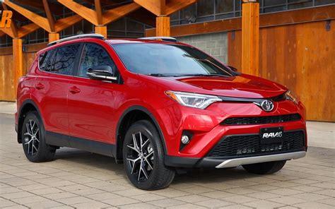 Toyota Suv Hybrid Comparison Toyota Rav4 Hybrid Limited 2016 Vs Toyota