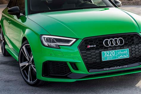 Audi Rs by 2017 Audi Rs 3 Drive Review