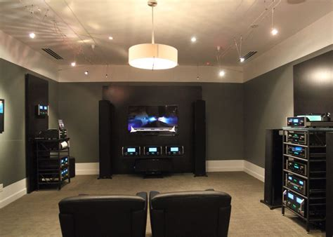 high  audio industry updates home theater systems