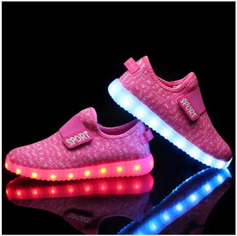 kids light up boots popular led light up shoes grey buy cheap led light up