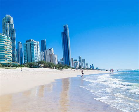 Gold Coast Appartments by Coolangatta Hotel Apartments Oaks Calypso Plaza