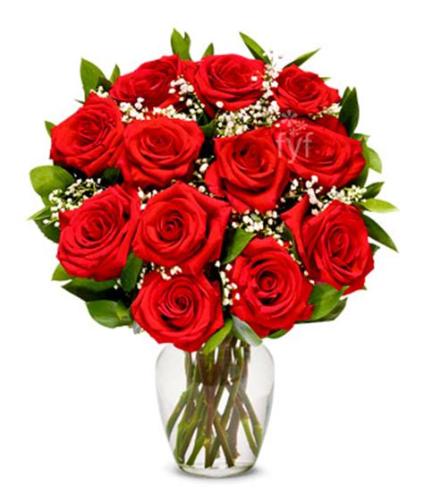 Birthday Baskets For Her One Dozen Long Stemmed Red Roses At From You Flowers