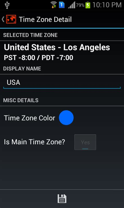 android themes zone multi time zone clock android apps on google play