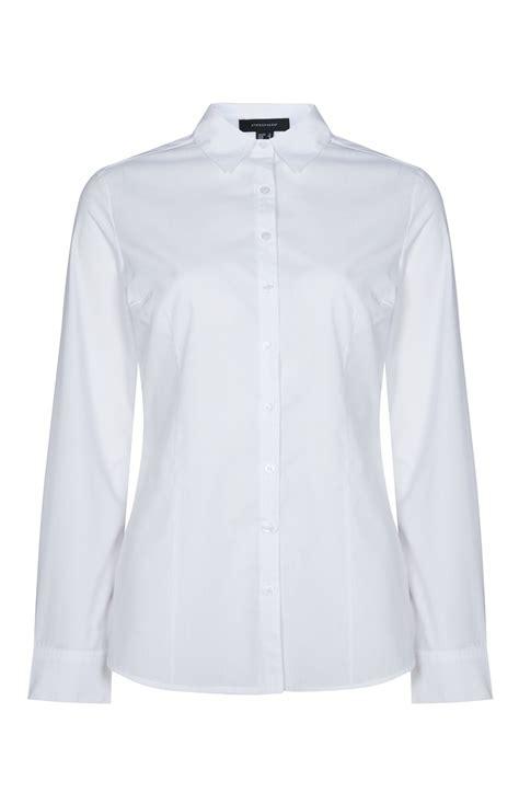 imagenes de camisas blancas para mujeres camisas de mujer cat 225 logo primark
