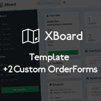 whmcs custom template xboard whmcs clientarea template whmcs marketplace