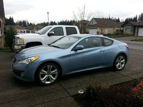 Hyundai Genesis 2 Door by 2010 Hyundai Genesis 2 Door Coupe Cbell River