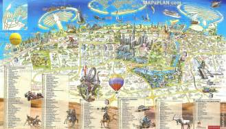 city centre detailed travel guide must see places