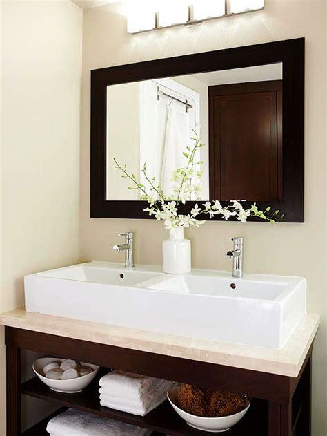 upgrade bathroom cost freshen your bathroom with low cost updates double sinks
