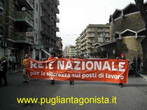 nazionale lavoro taranto 18 aprile 2009 manifestazione nazionale a taranto per la
