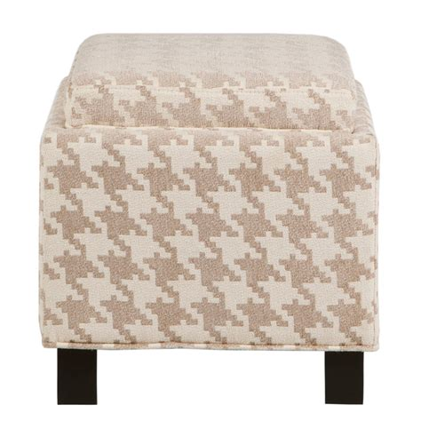 madison park storage ottoman madison park shelley square storage ottoman with pillows