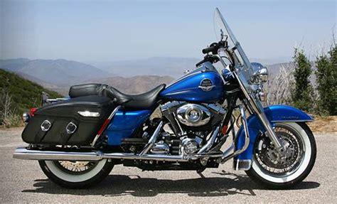 Nostalgie Motorrad Scheinwerfer by Harley Davidson Flhrci Road King Classic 2008 Bei Motorrad