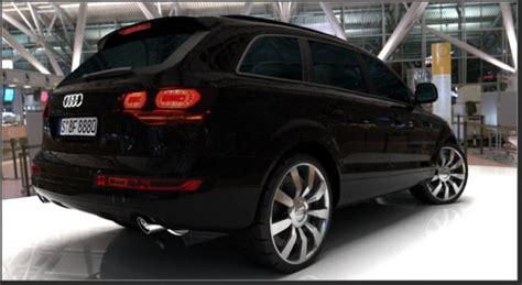 Audi 4x4 Models by Audi Q7 Downloadfree3d