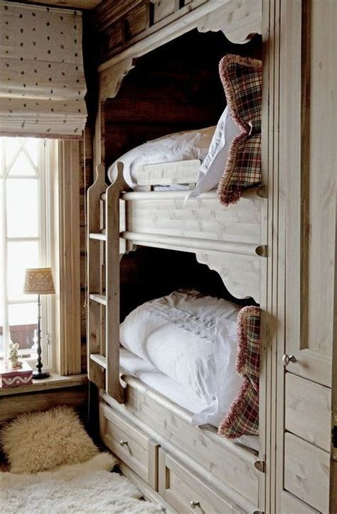cool  functional built  bunk beds  kids digsdigs