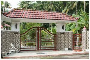 Home Gate Design 2016 Affordable Kerala Padippura Designsreal Estate Kerala Free