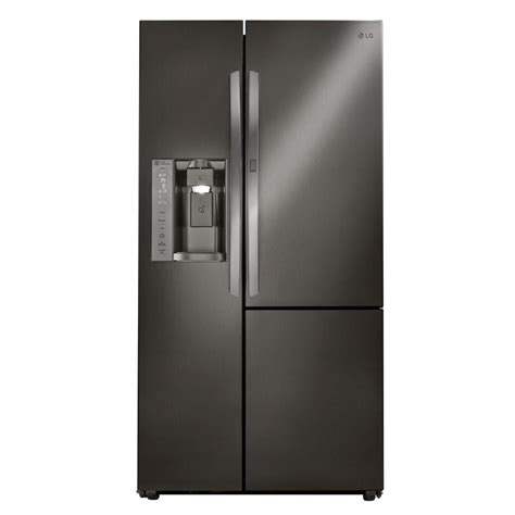 home depot side by side refrigerator 28 images
