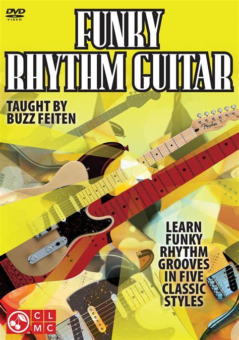 42 Classics Rhythm Mp Publisher funky rhythm guitar learn funky rhythm grooves in five classic styles buzz feiten tablature
