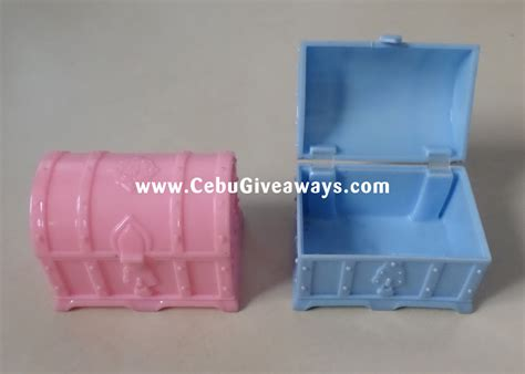 Treasure Chest Giveaways - christening giveaways cebu giveaways personalized items party souvenirs