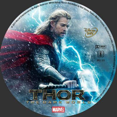 Kaset Dvd Bluray Blue Blueray Thor The World Murah freecovers net thor the world 2013 r1 custom