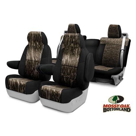 camo seat covers coverking 174 dodge challenger 2014 mossy oak camo custom