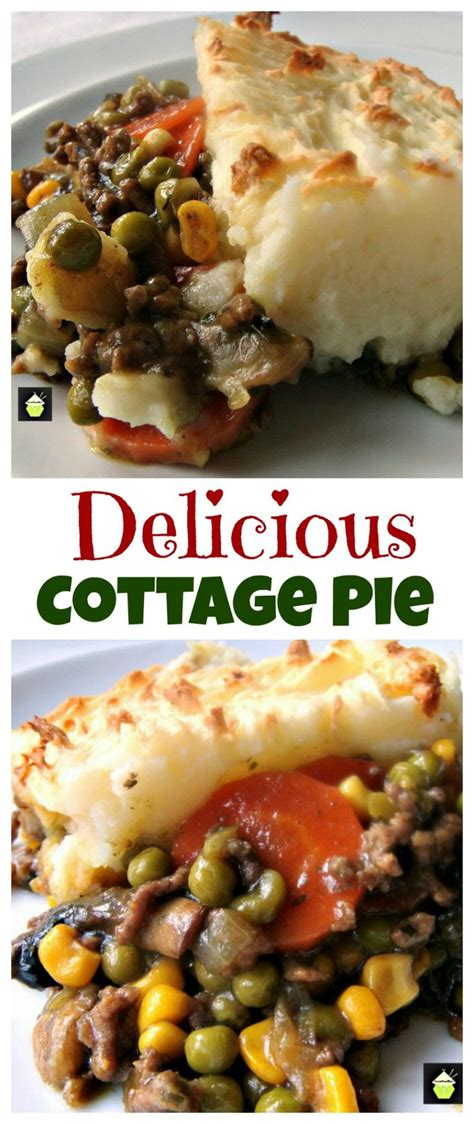 delicious cottage pie this is a lovely family favorite