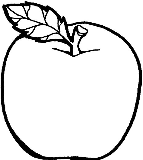 apple coloring pages to print apple coloring pages free large images