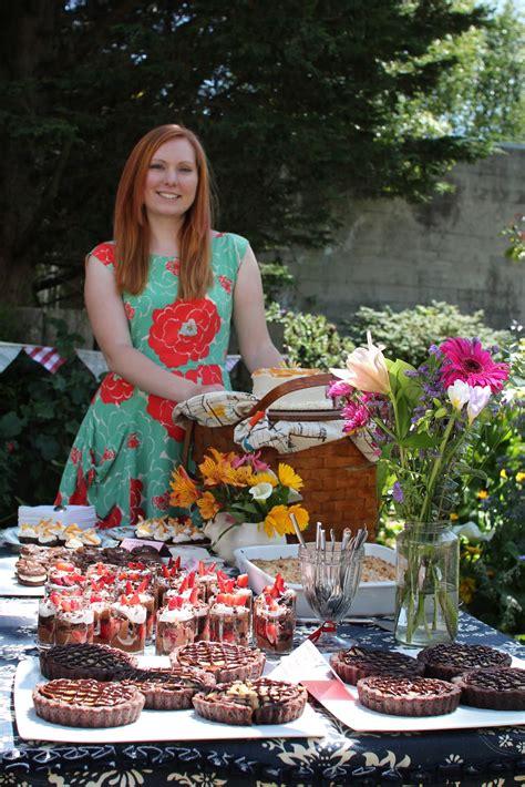 picnic bakery picnic bakery hosts  garden party
