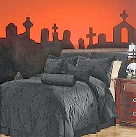 halloween decorations for bedroom nyc mattress scary bedroom decor for halloween