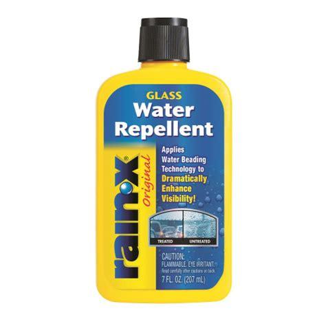 x glass water repellent 207ml