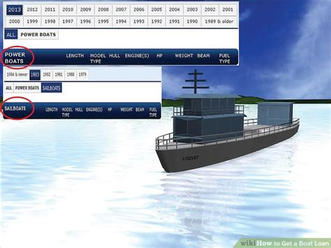 how to get a boat loan how to get a boat loan 14 steps with pictures wikihow