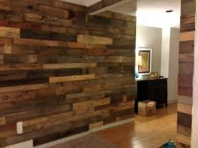 Wood Wall Ideas by Wood Pallet Wall Designs Home