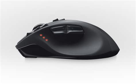 Mouse Logitech Wireless Gaming logitech reveals new wireless g series weapons