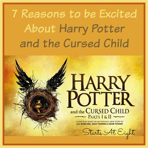 7 Reasons Harry Potter Books 7 reasons to be excited about harry potter and the cursed