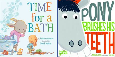 the personal of books 10 great children books about personal hygiene for