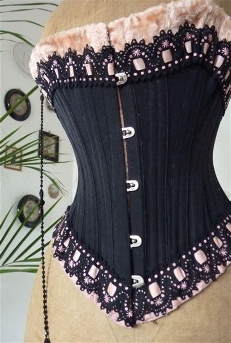 victorian french underbust corset ca  wwwantique gowncom