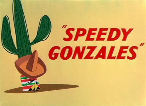 speedy gonzales 1955 full movie speedy gonzales 1955 the internet animation database