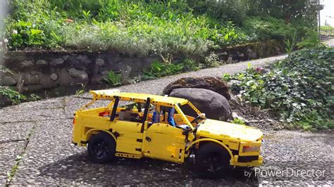 Audi Rs6 Youtube by Lego Technic Audi Rs6 Youtube