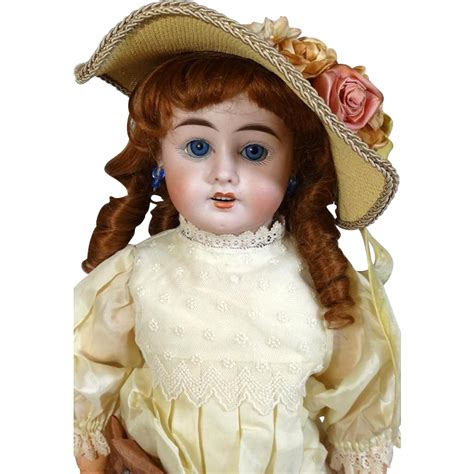 antique bisque doll restoration antique bisque doll from tantelinas dolls on