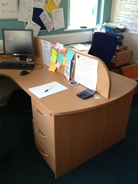 partners it help desk partner desk office furniture 92 english writing desk