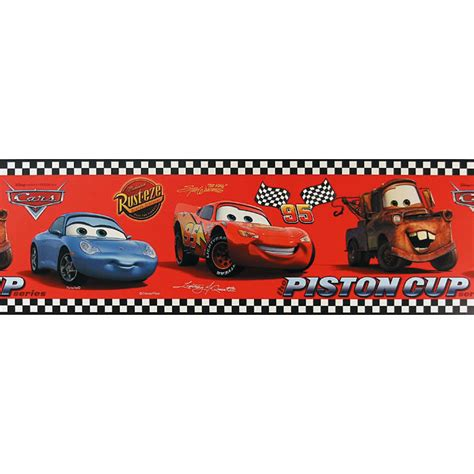 bordure kinderzimmer disney kinderzimmer bord 252 re tapeten borte disney 169 pixar cars ebay