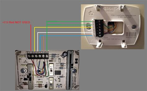 thermostat wiring diagram ac and heat circuit diagram maker