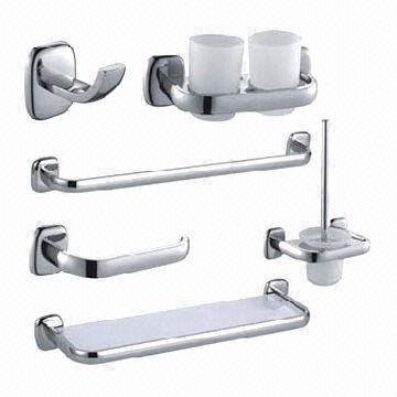 bathtub fittings bathroom fittings accessories 6pcs set made of zinc