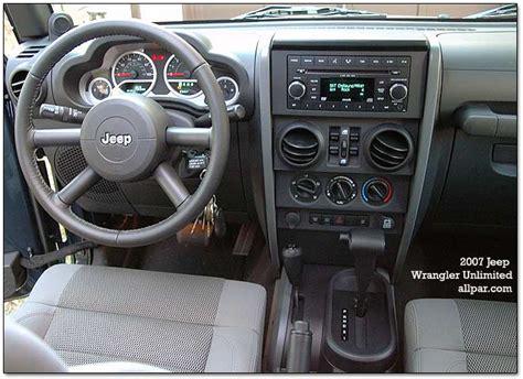 Jeep Yj Interior 2011 Jeep Wrangler Interior The Grayline Automotive