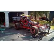 Its Alive Sportsman Race Car  YouTube
