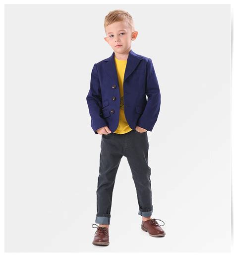 Little Boys Dress Coats   Sm Coats