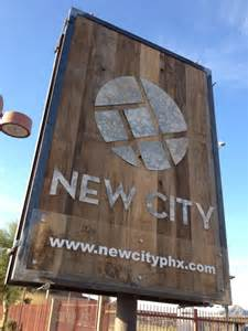 new city church sign porter barn wood